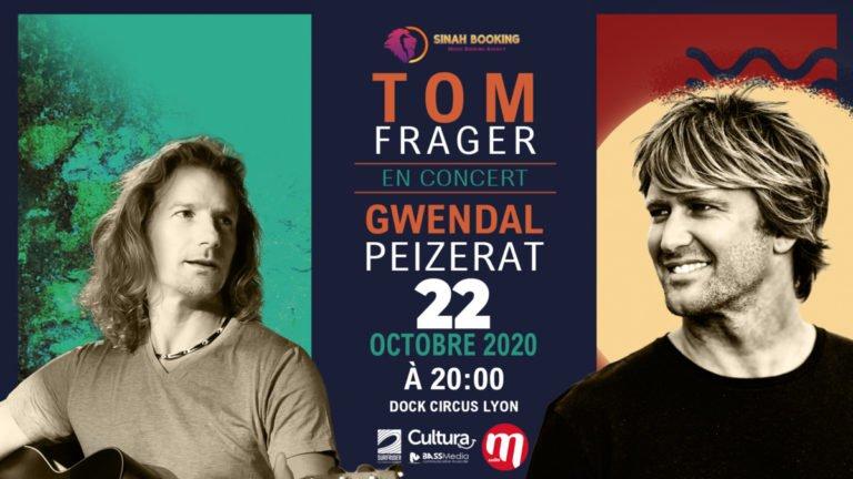 Tom Frager + Gwendal Peizerat en concert