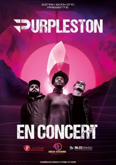 purpleston 403x570 - SECRET PLACE / MONTPELLIER (34)/20/11/2020
