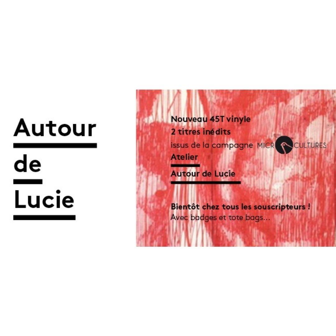 Autour de Lucie Vinyle