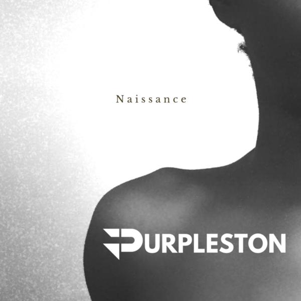 Pochette EP Purpleston