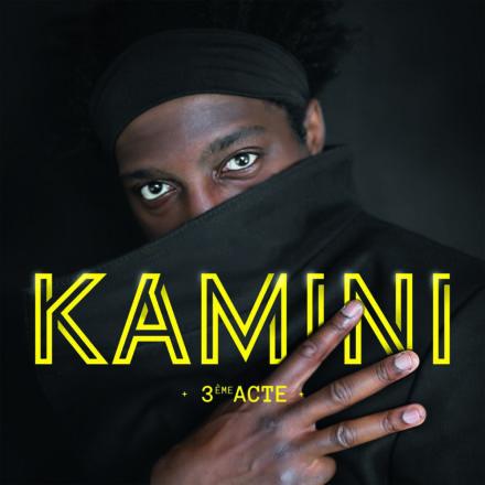 Kamini - 3ème Acte (cover)