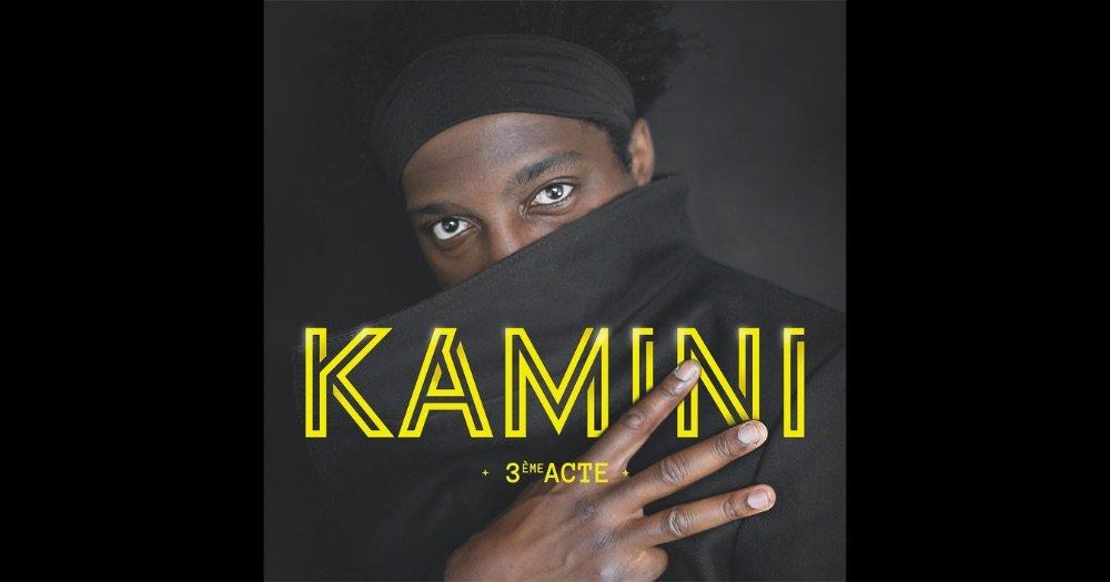 3ème acte new album Kamini
