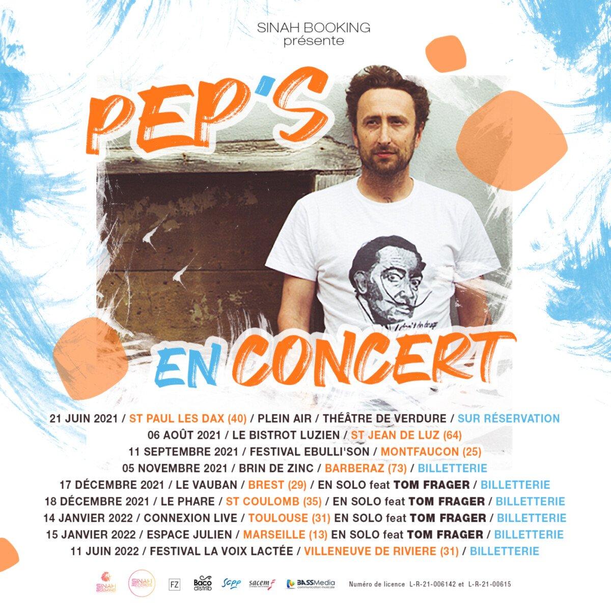 PEP'S-TOUR-POST