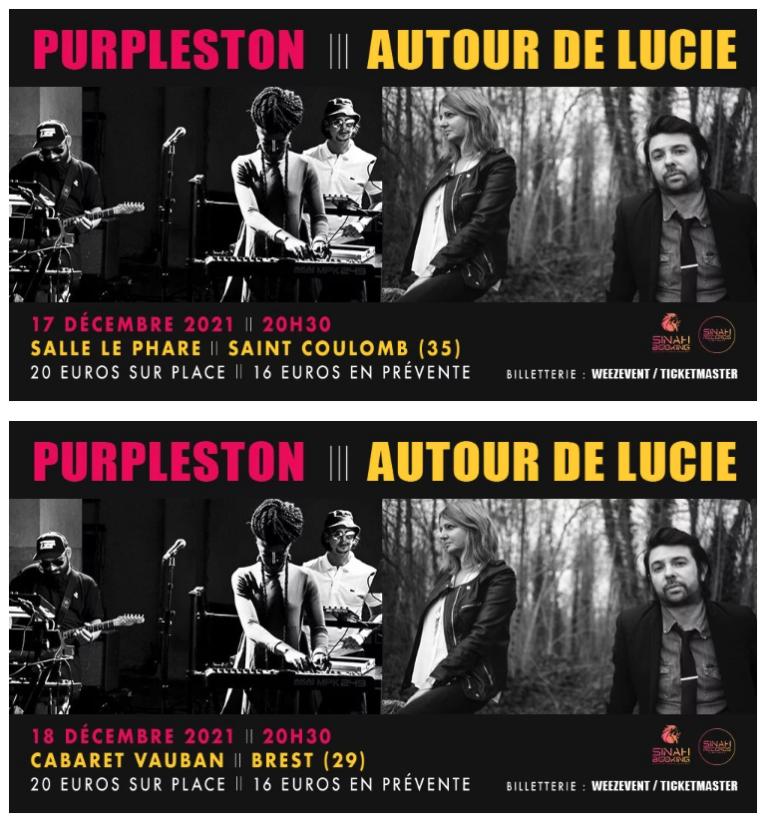 PURPLESTON-AUTOUR DE LUCIE